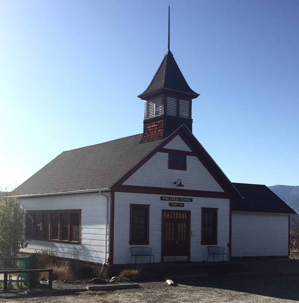 Pine Creek School House