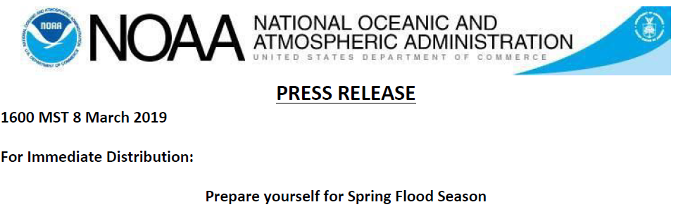 NOAA Press Release pic link