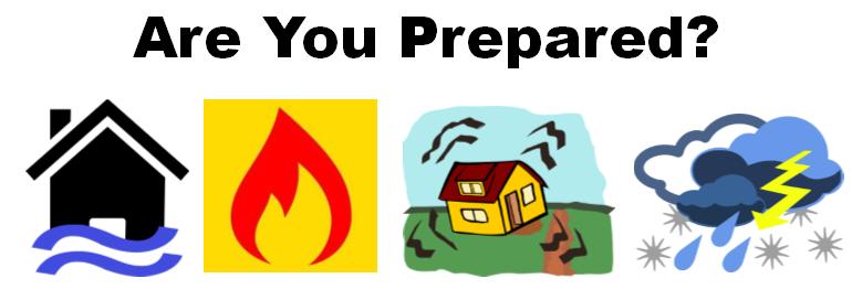 Are you prepared graphic image